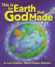 Cover of: This Is the Earth That God Made
