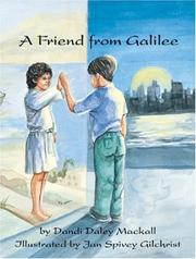 Cover of: Friend From Galilee