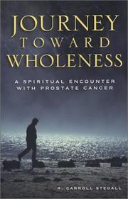 Cover of: Journey Toward Wholeness