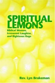 Cover of: Spiritual Lemons
