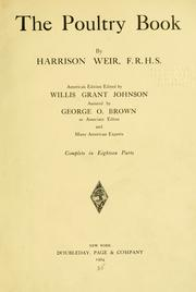 Cover of: The poultry book