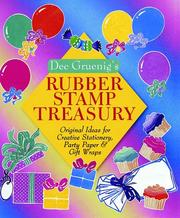 Cover of: Dee Gruenig's rubber stamp treasury