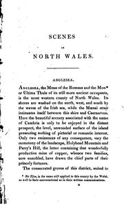 Cover of: Scenes in North Wales