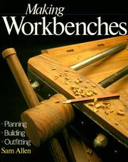 Cover of: Making workbenches | Sam Allen
