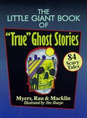 "Cover of: The little giant book of ""true"" ghost stories"