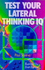 Cover of: Test your lateral thinking IQ