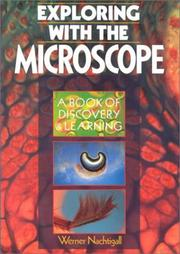 Cover of: Exploring with the microscope