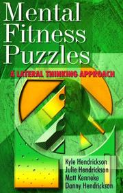 Cover of: Mental Fitness Puzzles | Kyle Hendrickson