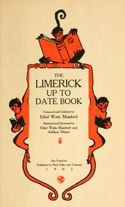 Cover of: The limerick up to date book