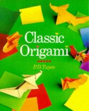 Cover of: Classic origami