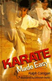 Cover of: Karate made easy