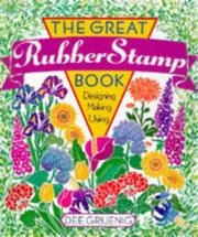 Cover of: The great rubber stamp book