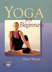 Cover of: Yoga For Beginners (Healthful Alternatives)