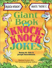 Cover of: Giant Book of Knock-Knock Jokes