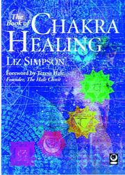 Cover of: The Book of Chakra Healing