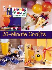 Cover of: 20-Minute Crafts