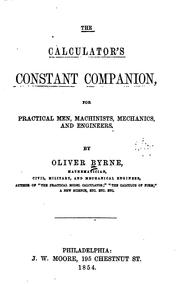 Cover of: The calculator's constant companion