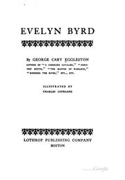 Cover of: Evelyn Byrd