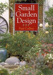 Cover of: Small garden design
