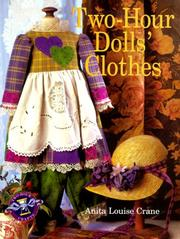 Cover of: Two-Hour Dolls' Clothes