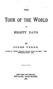 Cover of: The Tour of the World in Eighty Days