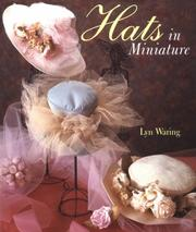Cover of: Hats In Miniature