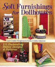 Cover of: Soft Furnishings for Dollhouses | Lael Combe Furgeson