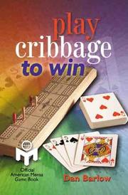 Cover of: Play Cribbage to Win MENSA