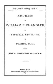 Decoration Day by Chandler, William E.