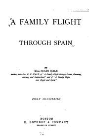 Cover of: A family flight through Spain