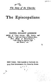 Cover of: The Episcopalians