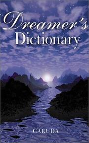 Cover of: Dreamer's Dictionary