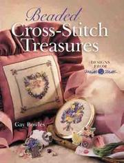 Cover of: Beaded Cross-Stitch Treasures