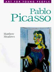 Cover of: Pablo Picasso