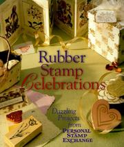 Cover of: Rubber Stamp Celebrations