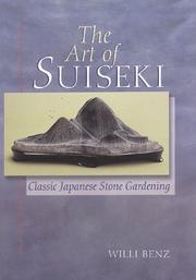 Cover of: The Art of Suiseki