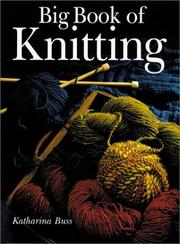 Cover of: Big Book of Knitting