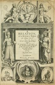 Cover of: A relation of a journey begun An: Dom: 1610