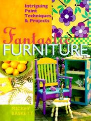 Cover of: Fantastic furniture in an afternoon