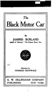 Cover of: The Black Motor Car
