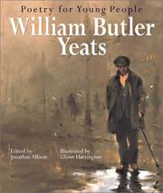 Cover of: William Butler Yeats