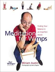 Cover of: Meditation for Wimps | Miriam Austin