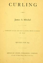 Cover of: Curling | James S. Mitchell