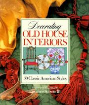 Cover of: Decorating Old House Interiors