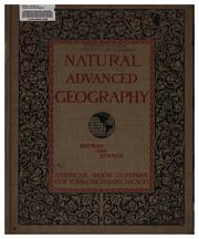 Cover of: Natural advanced geography | Jacques W. Redway