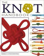 Cover of: The knot handbook