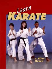 Cover of: Learn karate