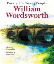 Cover of: William Wordsworth by William Wordsworth