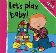 Cover of: Let's Play Baby