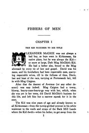 Cover of: Fishers of men